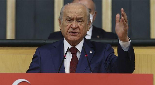 MHP Genel Başkanı Bahçeli: HDP Asala uydusudur