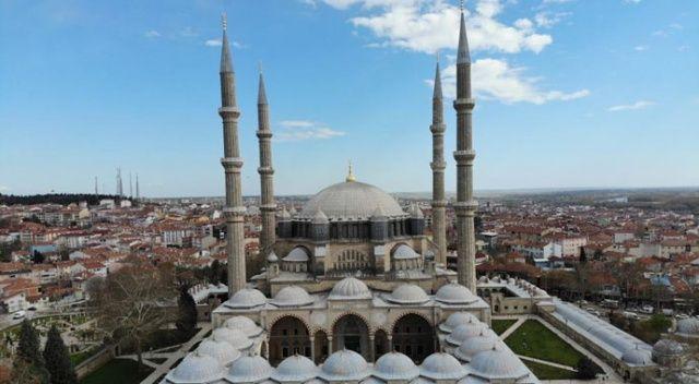 Mimar Sinan'ın ustalık eseri Ramazan-ı Şerif'e hazır