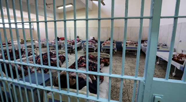 Mısır'da ramazan ayı münasebetiyle 1.686 mahkum affedildi