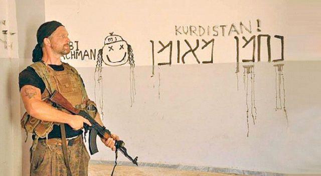 MOSSAD'ın yan kuruluşundan rapor: Tel Aviv, PKK'yı desteklemeli