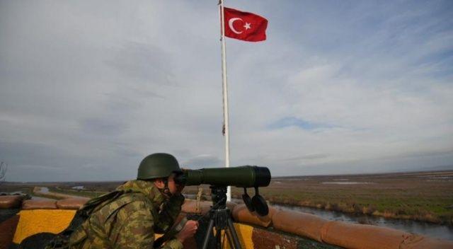 MSB: İpsala sınırında 8'i FETÖ mensubu 9 kişi yakalandı