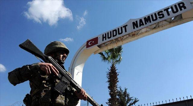 MSB: Suriye'den yasa dışı yollarla Türkiye'ye girmeye çalışan 6 kişi yakalandı