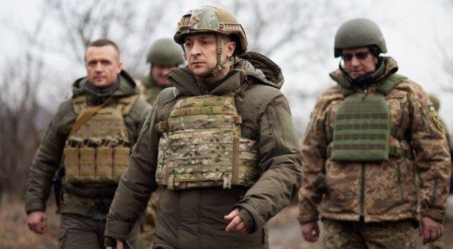 NATO'dan 72 bin askere hazır ol emri