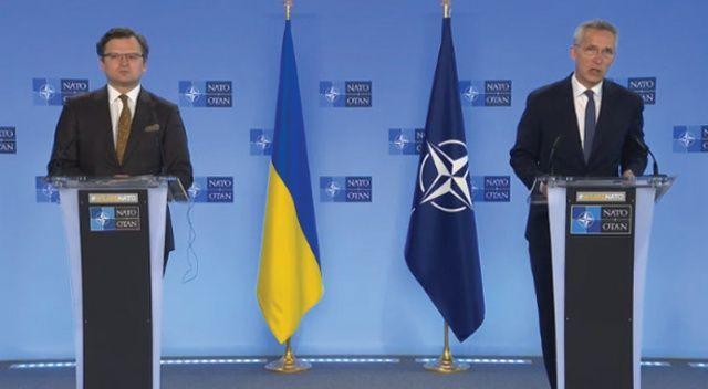 NATO müttefiklerinden Ukrayna'ya destek