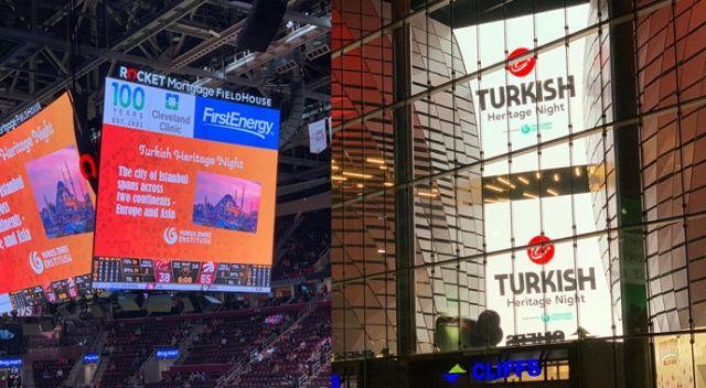 NBA'de Türkiye gecesi