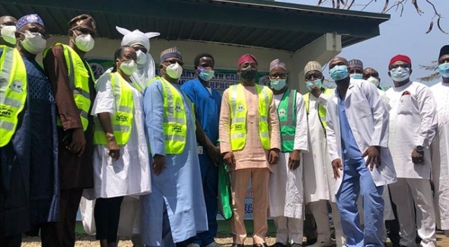 Nijerya'da doktorlar 1 Nisan'da başlattığı greve ara verdi