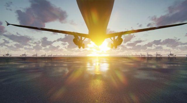 Nijerya-Hollanda seferi yapan uçağın iniş takımında ceset bulundu