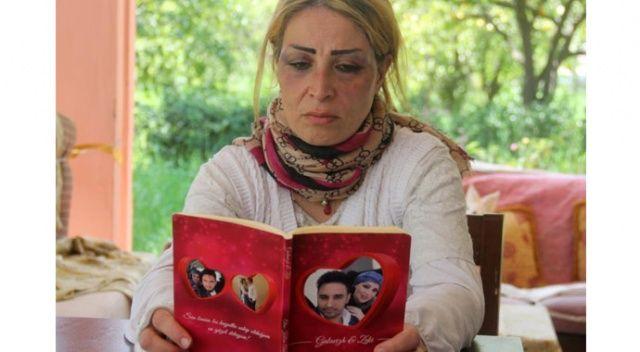 Öldüresiye dövdüğü karısı için aşk kitabı yazmış