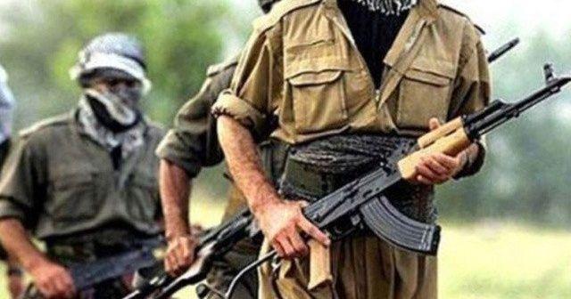Örgütten kaçan 5 PKK'lı teslim oldu