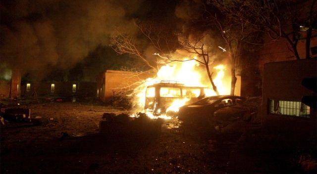 Pakistan'da lüks otelde patlama: 5 ölü