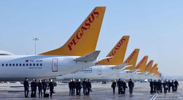 Pegasus, Londra Stansted Havalimanı'na seflere başlayacak