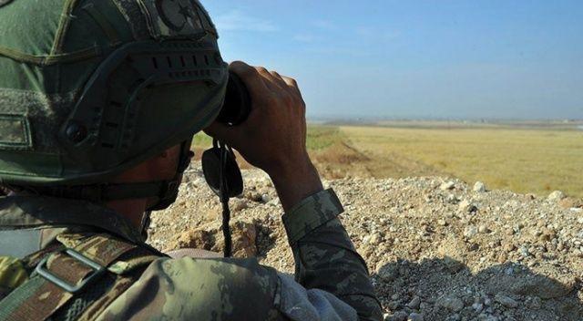 PKK'lı 1 terörist daha güvenlik güçlerine teslim oldu