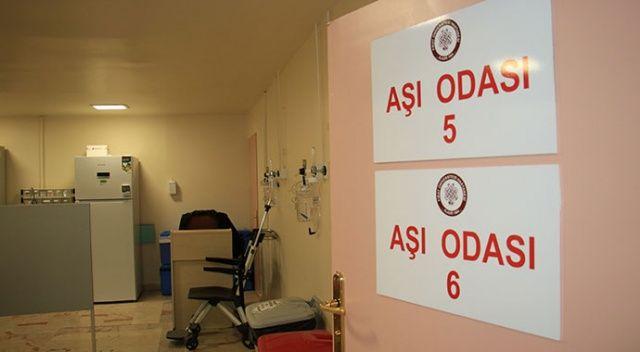 Ramazan ayı geldi, aşı odaları boş kaldı