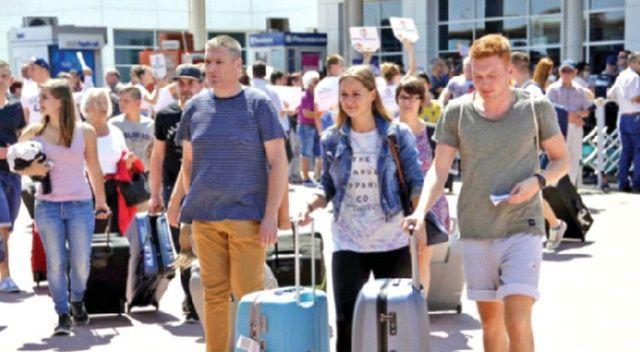 Rus turistler Türkiye'ye yayılacak