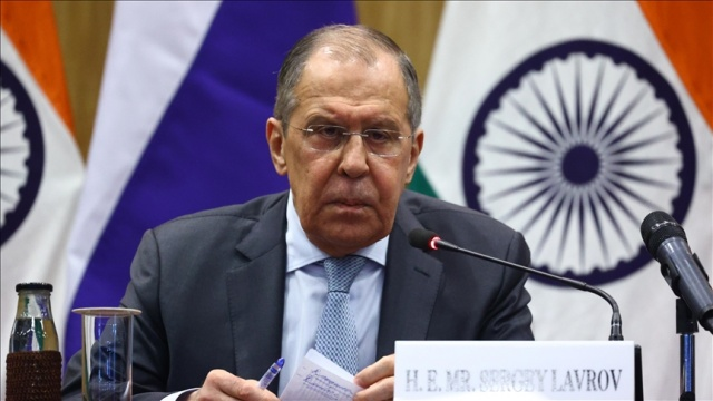 """Rusya Dışişleri Bakanı Lavrov: """"ABD'nin dostça olmayan her türlü adımına cevap vereceğiz"""""""