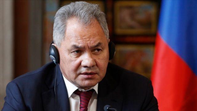 Rusya Savunma Bakanı Şoygu: Savaşa hazırlık durumu denetimleri başladı