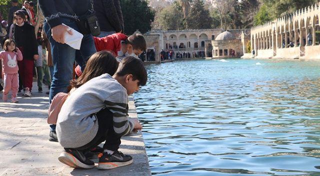Şanlıurfa'da nüfusunun yarısına yakını çocuk