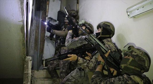 Şanlıurfa'da suçlulara şafak operasyonu: 43 gözaltı