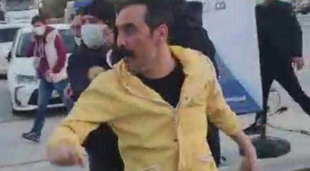 Silahlı kavgaya karışan oyuncu Mustafa Üstündağ adliyeye sevk edildi