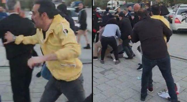 Silahlı kavgaya karıştığı öne sürülen oyuncu Mustafa Üstündağ ile beraberindeki 4 kişi yakalandı