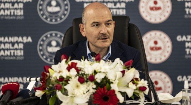 Süleyman Soylu: Faruk Fatih Özer'i tanımıyorum