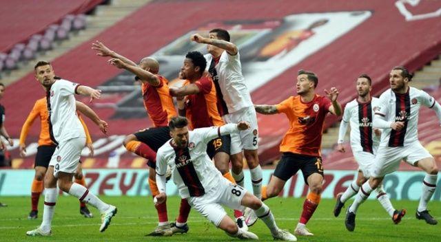 Süper Lig: Galatasaray: 1- Fatih Karagümrük: 1