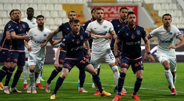 Süper Lig: Kasımpaşa: 0 - Medipol Başakşehir: 1