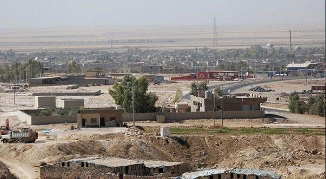 Tel Rifat ve Sincar'a İranlı milisler çöktü