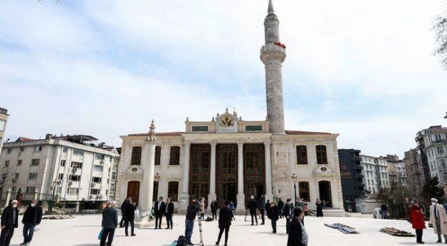 Teşvikiye Camii ibadete açıldı