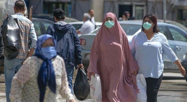 Tunus'ta son 24 saatte Covid-19 sebebiyle 46 kişi hayatını kaybetti