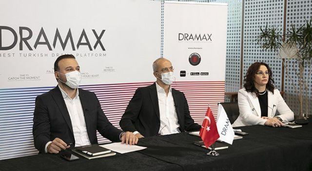 Türk dizilerini dünyayla buluşturan yeni platform Dramax açıldı