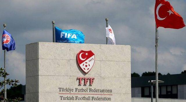 Türkiye Futbol Federasyonundan Cenk Tosun'a geçmiş olsun mesajı