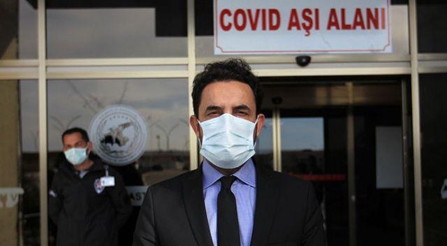 Van Eğitim ve Araştırma Hastanesi Başhekimi Doç. Dr. Çelik: Aşı randevusu alanların %25'i gelmiyor