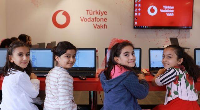 Vodafone köylere teknoloji sınıfları kuracak