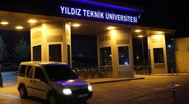 Yıldız Teknik Üniversitesi 32 öğretim üyesi alacak