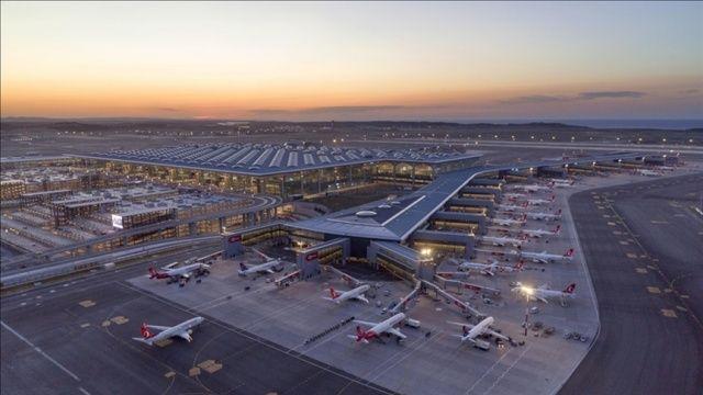 Yolcular seyahat belgeleriyle İstanbul Havalimanı'na ulaşabilecek