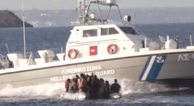 Yunanistan'ın skandalını Alman kanalı yayınladı