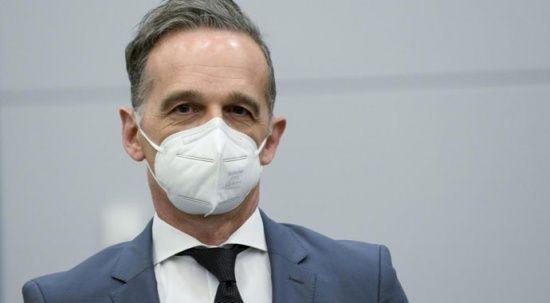 Almanya Dışişleri Bakanı Maas: Navalny'e tıbbi bakım hakkı derhal sağlanmalı
