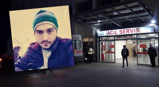 Bursa'da uyuşturucu komasına giren genç hayatını kaybetti