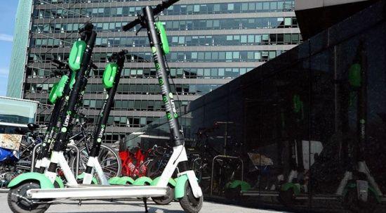 İngiltere'de elektrikli scooter terörü