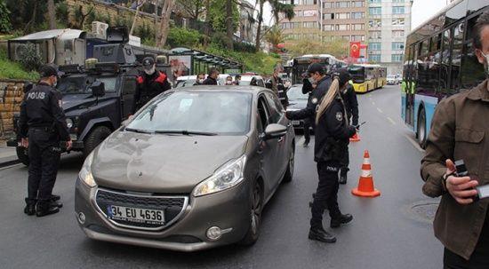 İstanbul'da 'Yeditepe Huzur' uygulaması: 72 bin lira ceza kesildi