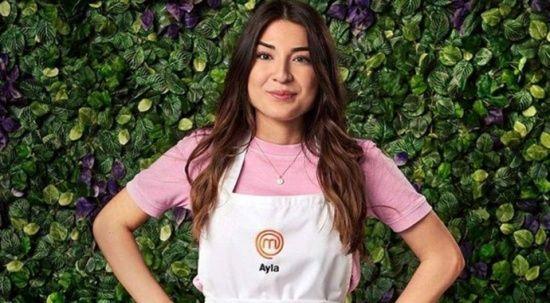İsveç'teki Masterchef'te 21 yaşındaki Türk kızı Ayla ikinci oldu