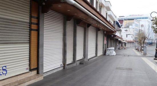 Kapatılan işletmeler kira vermeyecek