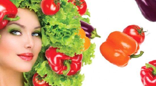 Kırmızı sebzeler, saç dökülmesini önlüyor