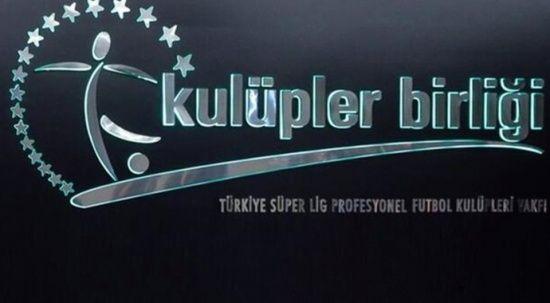 """Kulüpler Birliği """"Avrupa Süper Ligi"""" projesine karşı olduğunu açıkladı"""