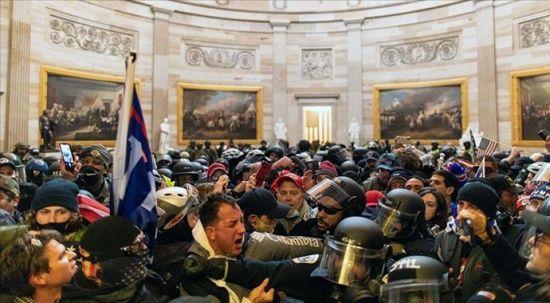 Mike Pence, Kongre baskınında 'burayı temizleyin' emri vermiş