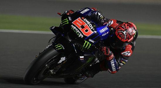 MotoGP Doha Grand Prix'sini Quartararo kazandı