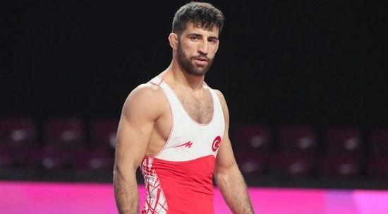 Murat Fırat, Avrupa Güreş Şampiyonası'nda bronz madalya kazandı