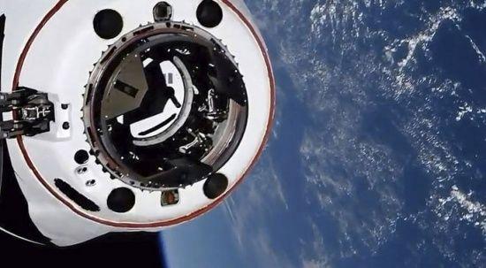 NASA açıkladı: Astronotları taşıyan kapsüle UFO çarpacaktı