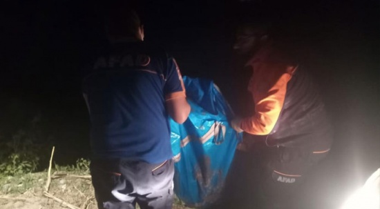Osmaniye'de sulama kanalına düşüp kaybolan iki çocuğun cesedi bulundu